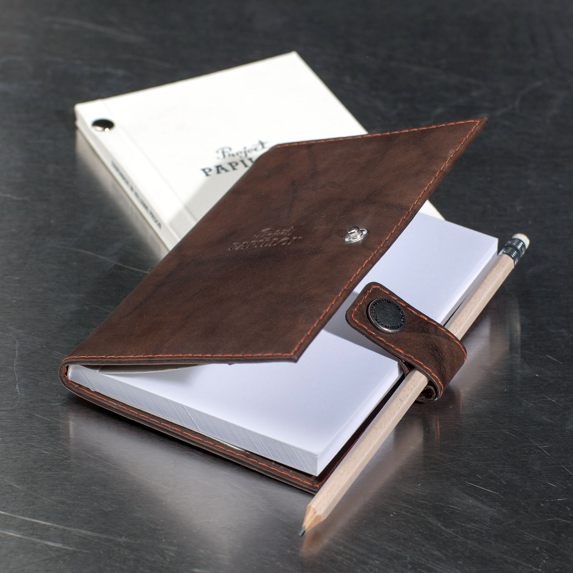 Notebook-brown-cover