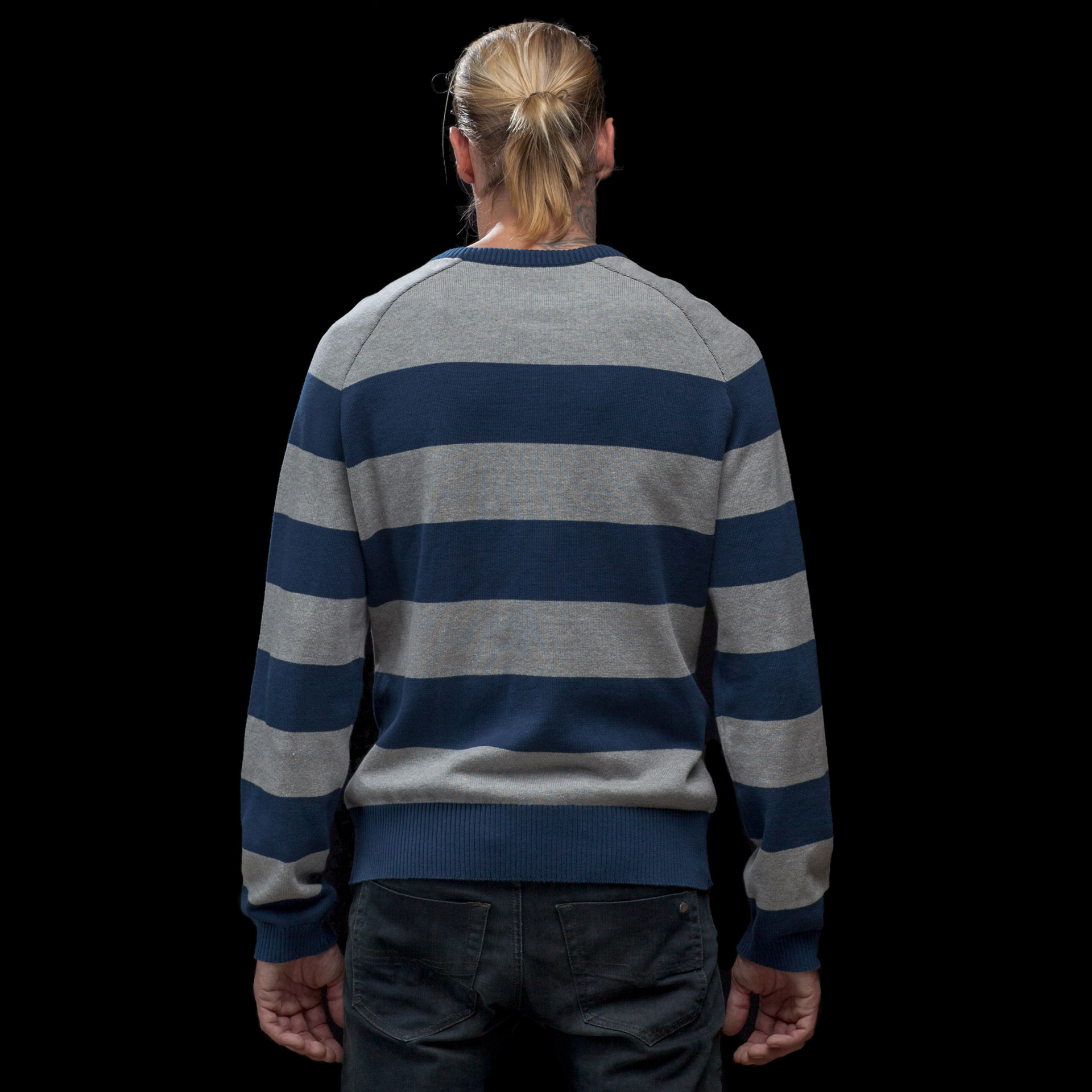 Project Papillon | Striped Sweater